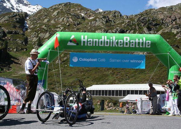 Handbike Battle