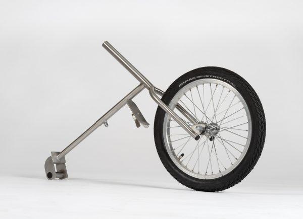 handbike fietsdrager adapter