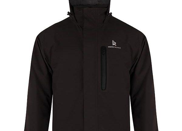 Kinetic Balance 3-1 Jacket Black