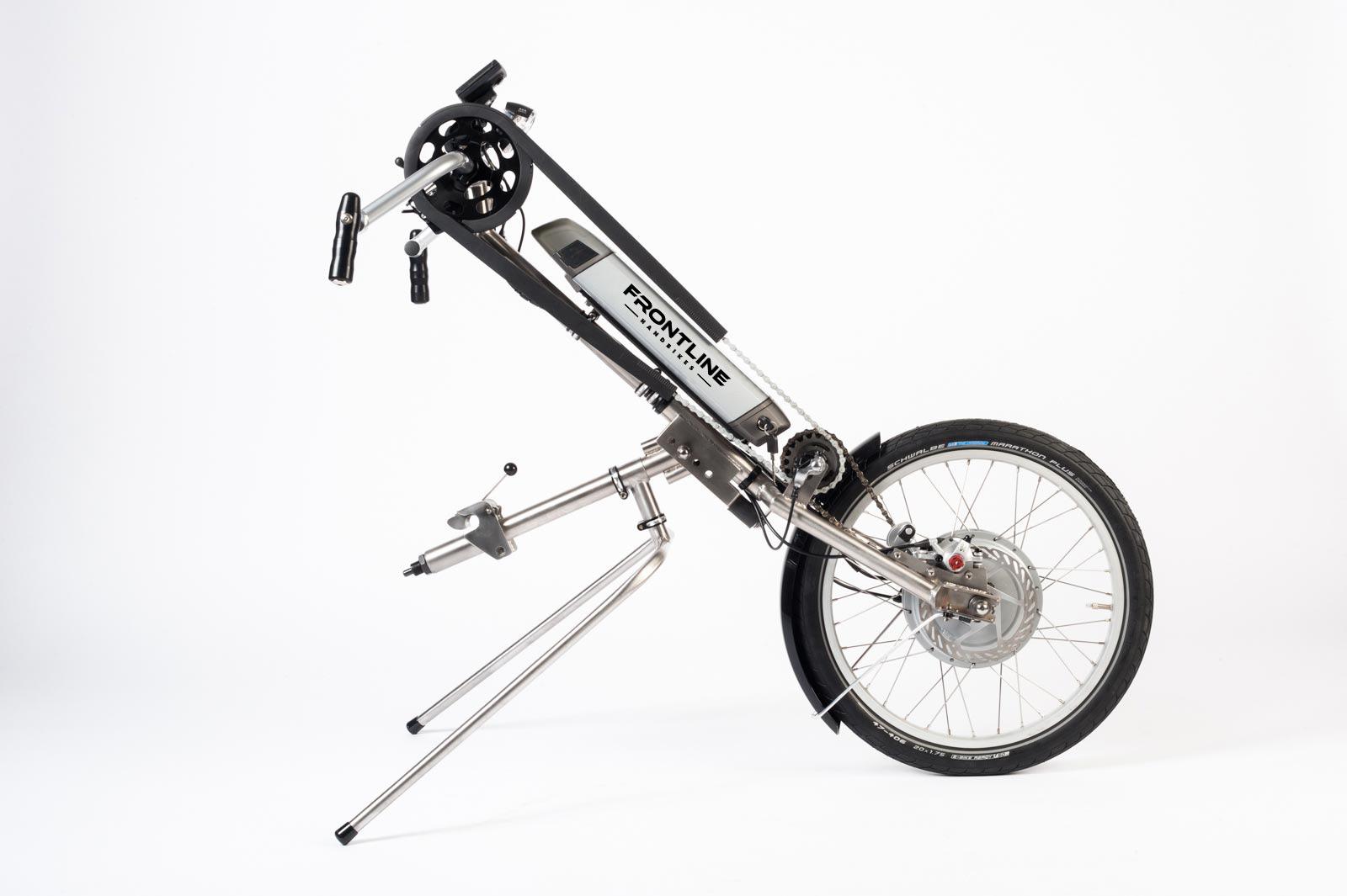 Frontline N3R-Lithium handbike