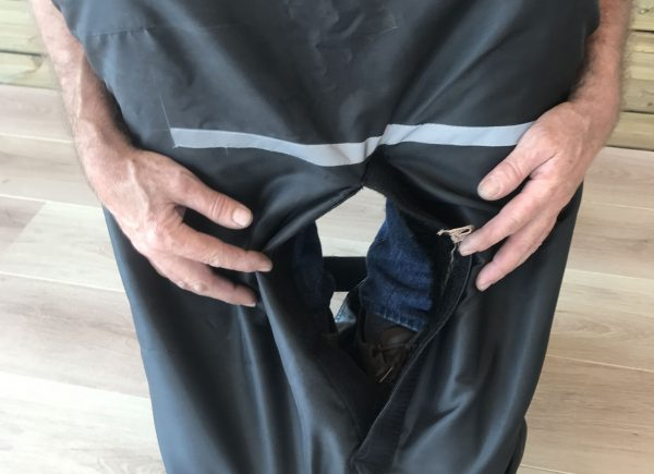 Handbike Schootskleed