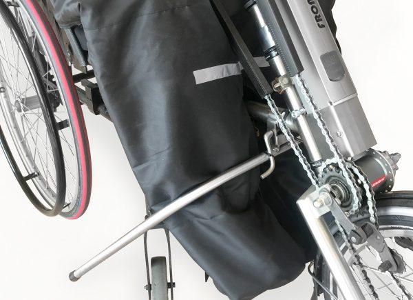 Handbike onderdelen