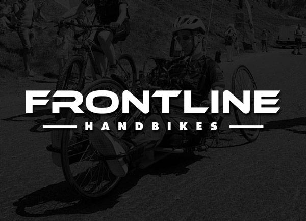 Nieuw logo Frontline Handbikes